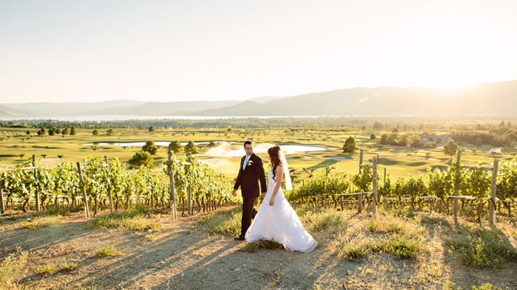Our Fave Venues to Tie the Knot in Kelowna, BC