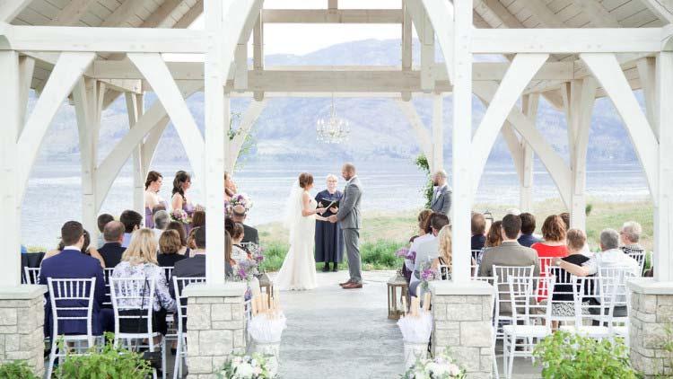 Ashley & Jordan's Spring Wedding Kelowna