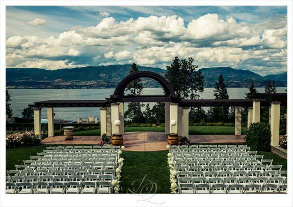 It's in the details – Romantic Okanagan Winery Wedding