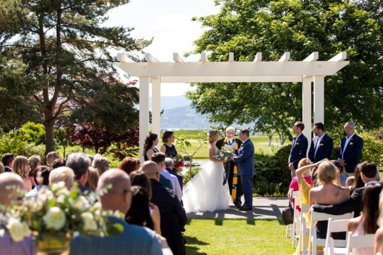 Beautiful Okanagan Wedding Trends 2014